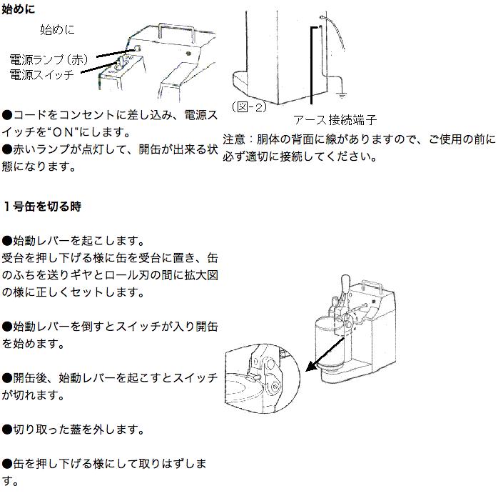 EC-1の使い方